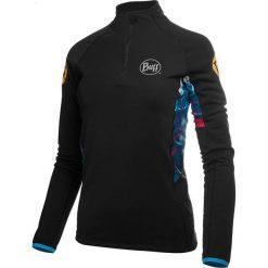 Bluzy rozpinane damskie: Buff Bluza damska ILA W-SWEATSHIRT BLACK (BW2028.999.05)