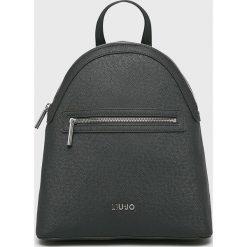 Liu Jo - Plecak. Czarne plecaki damskie Liu Jo, z materiału. Za 599,90 zł.