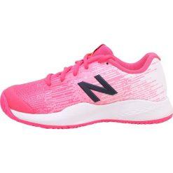Buty sportowe damskie: New Balance KC996GN3 Obuwie do tenisa Indoor alpha pink