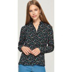 Wzorzysta koszula - Różowy. Czerwone koszule damskie marki Sinsay, l. Za 39,99 zł.