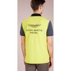 Hackett Aston Martin Racing Koszulka polo black. Czarne koszulki polo Hackett Aston Martin Racing, m, z bawełny. Za 549,00 zł.