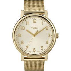 Timex - Zegarek T2N598. Szare zegarki damskie Timex, szklane. W wyprzedaży za 279,90 zł.