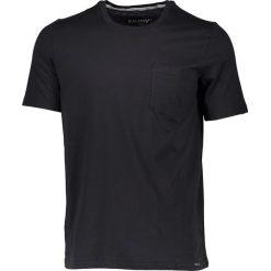 Piżamy męskie: Koszulka piżamowa w kolorze czarnym