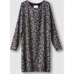 Długie sukienki: Sukienka z nadrukiem