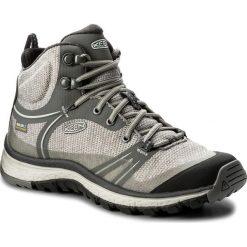 Trekkingi KEEN - Terradora Mid Wp 1016505  Gargoyle/Magnet. Szare buty trekkingowe damskie Keen. W wyprzedaży za 329,00 zł.