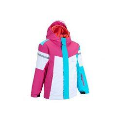 Kurtka narciarska SLIDE 100. Czerwone kurtki dziewczęce marki Reserved, z kapturem. W wyprzedaży za 119,99 zł.