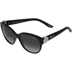 """Okulary przeciwsłoneczne damskie aviatory: Okulary przeciwsłoneczne """"SCH185S550700"""" w kolorze czarnym"""