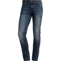Mustang OREGON TAPERED Jeansy Slim Fit stone washed. Czarne jeansy męskie relaxed fit marki Mustang, l, z bawełny, z kapturem. Za 339,00 zł.
