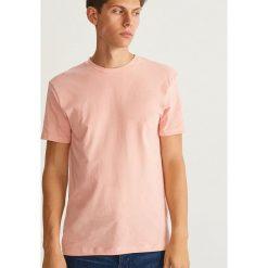 Gładki T-shirt Basic - Różowy. Niebieskie t-shirty męskie marki Reserved. Za 19,99 zł.