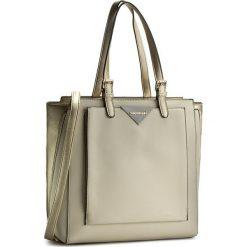 Torebka MONNARI - BAG0230-023 Gold. Brązowe torebki klasyczne damskie Monnari, ze skóry ekologicznej, duże. W wyprzedaży za 169,00 zł.