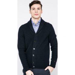 Tommy Hilfiger - Sweter. Kardigany męskie marki TOMMY HILFIGER, l, z wełny. W wyprzedaży za 449,90 zł.