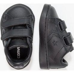 Converse PL 76 2V Tenisówki i Trampki black. Czarne trampki chłopięce marki Converse, z materiału. W wyprzedaży za 183,20 zł.