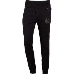 Spodnie dresowe męskie: Plein Sport TROUSERS LUKE Spodnie treningowe black