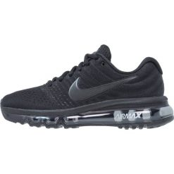 Buty do biegania damskie: Nike Performance AIR MAX 2017 BG Obuwie do biegania treningowe black