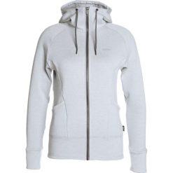Colmar FULL ZIP SMOOTH HOODIE Kurtka z polaru grey melange. Szare kurtki sportowe damskie marki Colmar, xl, z bawełny. W wyprzedaży za 183,60 zł.