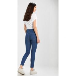 Monkee Genes JANE HIGH WAISTED  Jeansy Slim Fit sea blue - 2