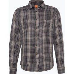 Koszule męskie na spinki: BOSS Casual – Koszula męska – Epop, niebieski