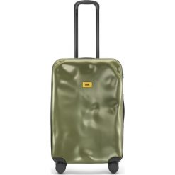 Walizka Icon średnia matowa oliwkowa. Zielone walizki marki Crash Baggage. Za 1040,00 zł.