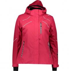 Kurtka narciarska w kolorze różowym. Czerwone kurtki damskie marki CMP Women, m. W wyprzedaży za 477,95 zł.