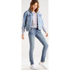 Edwin Jeans Skinny Fit blue dusted selvage. Niebieskie rurki damskie Edwin. W wyprzedaży za 353,40 zł.