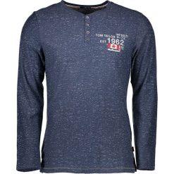 T-shirty męskie z nadrukiem: Koszulka w kolorze granatowym
