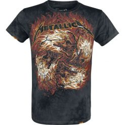 T-shirty męskie z nadrukiem: Metallica EMP Signature Collection T-Shirt czarny