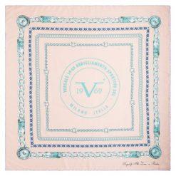Chusty damskie: Versace 19.69 Chusta Damska Unchained, Pomarańczowy