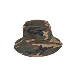 Kapelusz Steppe 100 camo. Brązowe kapelusze damskie SOLOGNAC. Za 29,99 zł.