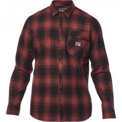 FOX Koszula Męska Voyd Flannel Xxl Czerwona. Czerwone koszule męskie na spinki FOX, m. Za 284,00 zł.