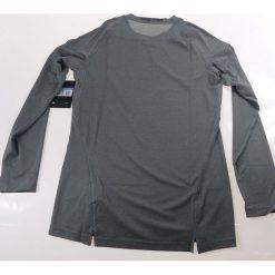 Nike Koszulka męska NP TOP LS COMP szara r. M (838077 091) [outlet]. Szare koszulki sportowe męskie Morele.net, m. Za 83,45 zł.