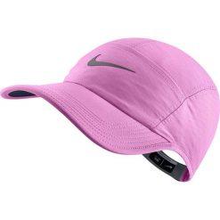 Czapki z daszkiem damskie: czapka do biegania damska NIKE AW84 CAP / 546020-501 - czapka do biegania damska NIKE AW84 CAP