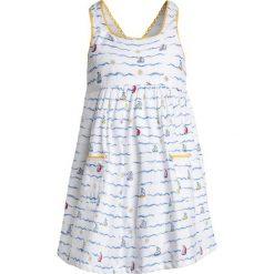 Sukienki dziewczęce: JoJo Maman Bébé REGATTA DRESS Sukienka letnia white