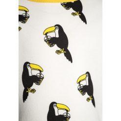 Bluzki dziewczęce bawełniane: Småfolk WITH TOUCAN Bluzka z długim rękawem cream