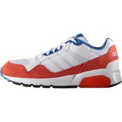Adidas Buty męskie Neo Run9Tis  czerwono-białe r. 42 2/3 (F99282). Białe halówki męskie Adidas. Za 183,73 zł.