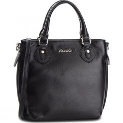 Torebka KAZAR - New Pia 36195-01-00 Black. Czarne torebki klasyczne damskie Kazar, ze skóry. Za 699,00 zł.