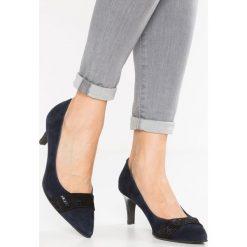 Buty ślubne damskie: Brenda Zaro BENNET Czółenka baltico/blue/tono
