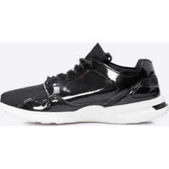 Le Coq Sportif - Buty Lcs R Flow W Coated S Leather. Szare buty sportowe damskie le coq sportif, z materiału. W wyprzedaży za 199,90 zł.