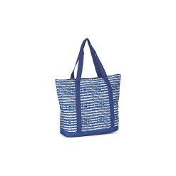 Torby shopper Roxy  OTHER SIDE. Niebieskie shopper bag damskie Roxy. Za 143,20 zł.