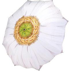 """Parasole: Parasol """"Summer Daisy"""" w kolorze biało-żółtym"""