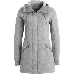 Bergans MYRULL  Płaszcz wełniany /Płaszcz klasyczny grey melange. Szare płaszcze damskie wełniane Bergans, s, klasyczne. Za 969,00 zł.