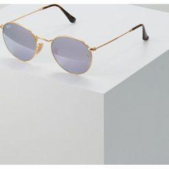 RayBan Okulary przeciwsłoneczne wisteria flash. Szare okulary przeciwsłoneczne damskie lenonki marki Ray-Ban. Za 679,00 zł.