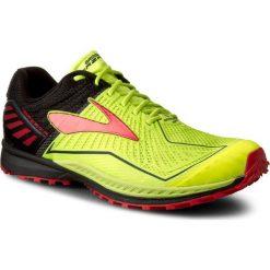 Buty do biegania męskie: Buty BROOKS - Mazama 110235 1D 716 Night Life/Black/High Risk Red