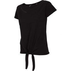 T-shirty damskie: T-shirt damski TSD215 – czarny