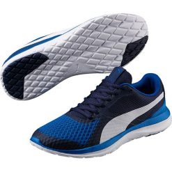 """Buty sportowe damskie: Buty sportowe """"Flex T1 Reveal"""" w kolorze niebieskim"""