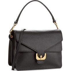 Torebka COCCINELLE - AM0 Ambrine Bubble E1 AM0 12 01 01 Noir 001. Czarne torebki klasyczne damskie Coccinelle, ze skóry, duże. W wyprzedaży za 1099,00 zł.