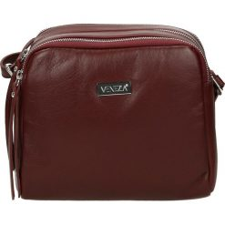 Torba - 4-18-O S BORD. Szare torebki klasyczne damskie marki Venezia, ze skóry. Za 259,00 zł.