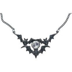 Alchemy Gothic Phantom Naszyjnik srebrny. Szare naszyjniki damskie Alchemy Gothic, srebrne. Za 94,90 zł.