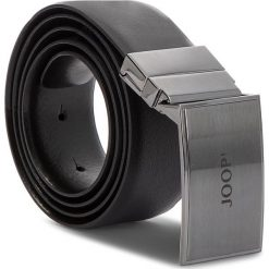 Pasek Męski JOOP! - 7242R 170006303  001. Czarne paski męskie marki JOOP!, w paski, ze skóry. W wyprzedaży za 359,00 zł.