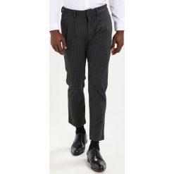 Chinosy męskie: Lindbergh Spodnie materiałowe grey