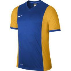 KOSZULKA NIKE PARK DERBY (588413-467). Niebieskie koszulki sportowe męskie Nike, m, z materiału. Za 59,99 zł.